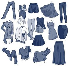 Vêtements #drawings #art