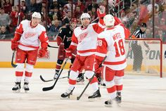 Let's go Red Wings!