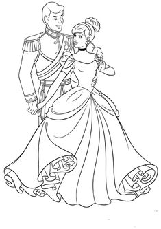 Disney Princess Coloring Pages Cinderella. Princess coloring pages. Discover the world of Disney with these free Princess coloring pages of Disney Princess for kids. Print princess and butterfl. Belle Coloring Pages, Cinderella Coloring Pages, Disney Princess Coloring Pages, Disney Princess Colors, Fairy Coloring Pages, Disney Colors, Coloring Pages For Girls, Cartoon Coloring Pages, Coloring Pages To Print