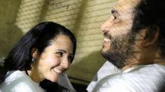 Aya Hijazi returns to US from Egyptian prison