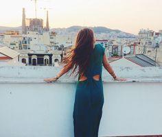 Delhi dress. Barcelona. SS15. LIVOB