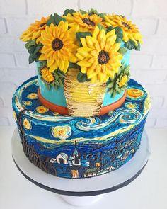 Gorgeous Cakes, Pretty Cakes, Cute Cakes, Amazing Cakes, Crazy Cakes, Fancy Cakes, Pink Cakes, Cake Cookies, Cupcake Cakes