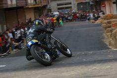 La Bañeza Motocycle Gran prix. The only in Spain held in an urban circuit. La Bañeza (Castilla y León)