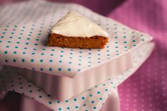 Mjuk pepparkaka med citron/ingefärs-frosting | ROETHLISBERGER