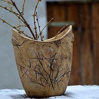 Prodané zboží od lavender | Fler.cz Ceramic Pottery, Decorative Bowls, Lavender, Vase, Garden, Barbell, Clay, Vases, Ceramica