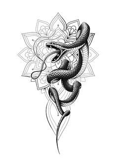 Rose Drawing Tattoo, Dark Art Tattoo, Tattoo Sketches, Tattoo Drawings, Head Tattoos, Body Art Tattoos, Shiva Tattoo Design, Tattoo Designs For Women, Dragon Tattoo Designs