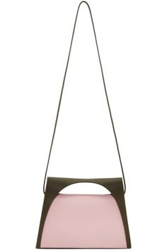 J.W.Anderson Pink Small Moon Bag