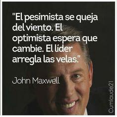el pesimista, el optimista y el lider