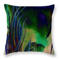 Colorful Melody Throw Pillow for Sale by Faye Anastasopoulou Throw Pillow, print,home,accessories,so