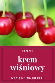 Pavlova, Creme, Frosting, Cherry, Fruit, Cooking, Food, Polish Language, Bakken