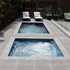 Dual Zone Sabre Pool and Spa Combo- Endless Spas