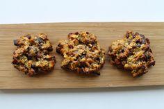 Nøddesnacks med peanutbutter og mørk chokolade   Anna-Mad blog