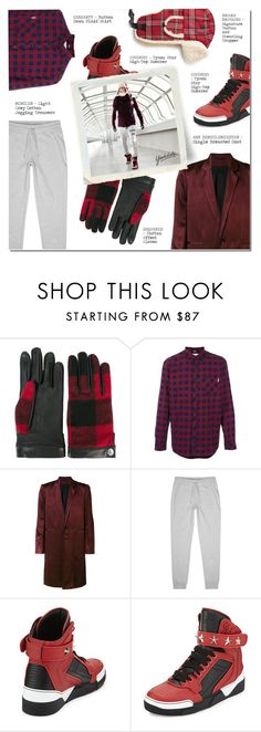"""""""TOO HOT FOR THE NORTH POLE"""" by larissa-takahassi ❤ liked on Polyvore featuring Dsquared2, Carhartt, Ann Demeulemeester, Moncler, Givenchy, Brooks Brothers, men's fashion, menswear, Christmas and hohoho"""