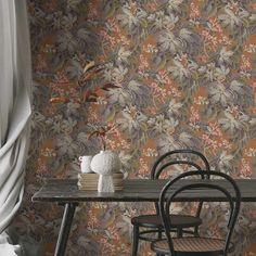 NEW WALLPAPERS – Woodchip & Magnolia Wallpaper Samples, New Wallpaper, Magnolia Paint, Botanical Wallpaper, Design Repeats, Pink Clouds, Little Designs, Run Around, One Light