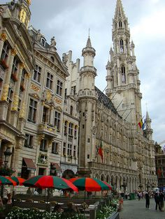 Brussels, Belgium...one of the most beautiful places I have ever been.....