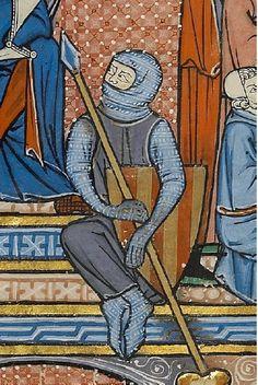 Getty MS Ludwig XIV 6 Feudal Customs of Aragon
