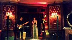 Aishah Davis Band Bluesman Cocktail Bar