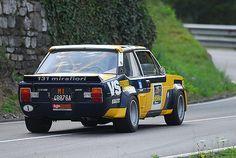 Fiat 131 Abarth   Michael Ward   Flickr