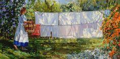 Barbara Edwards Laundry Day 15x30 oil_3x5 (4)