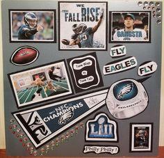 E.A.G.L.E.S.+Eagles.+Super+Bowl+LII - Scrapbook.com
