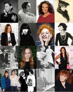 Honoring Women In Fashion - 25 Women Designers Who Changed Fashion Forever - In honor of those women that have blazed the trail in fashion design, we take a look at the 25 most influential female designers, with the help of Parsons' Francesca Granata and Pratt's Jennifer Minniti. Fashionista.com