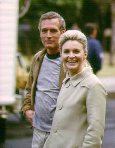 Joanne Woodward and Paul Newman - Joanne Woodward and Paul Newman Photos