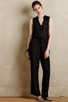 This Tuka Jumpsuit from Anthropologie.com (online only) is not only cute, comfy and versatile, the shape is great for inverted triangle and hourglass body shapes. Learn how to dress your body shape and find items that work best for you while helping women in need at Styletruist.com!
