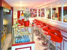 Made in Fish Restaurant - Lyon Lyon, Restaurants, British, France, Stuffed Peppers, Fish, Vegetables, British Cuisine, Stuffed Pepper