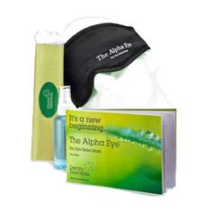 Dry Eye relief mask with FREE spare eye mask and spritzer bottle. SALE $29.95