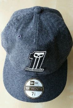 9fc369f8190 Harley Davidson Cap Viscose Wool Size 7 3 8 New in Collectibles