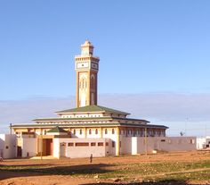 Mosque in Sidi Ifni