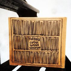 BIRTHDAY RECORD  2000  Kid Koala  Carpal Tunnel Syndrome  I picked this up at Other Music when it dropped and proceeded to play it into the ground.  Such a dope ass record and so under appreciated considering it took him 4 years to make.  Many thanks Kid Koala for keeping it fun   @realkidkoala @ninjatunehq @other_music #kidkoala #ninjatune #turntablism #scratch #hiphop #music #samples #beats #skills #skillz #respect #2000 #2000s #canada #canadian #vancouver #vancity #montreal #mcgill…