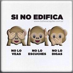 SI NO EDIFICA... Christian Diaz by. Belleza Capilar  www.bellezacapilar.com.ar