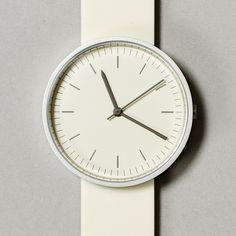 Uniform Wares / 100 series wrist watch - Wood Wood