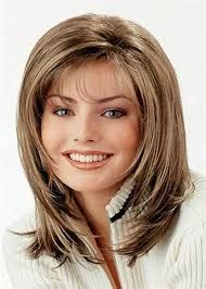 Image result for short hairstyles for thick hair over 50