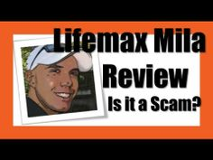 """https://www.youtube.com/watch?v=gmd8BLaLOf8 - There are many Lifemax Mila reviews on the Internet, however in this Lifemax review I will share the truth about the alleged """"Lifemax network marketing"""" business. I share that if the Lifemax scam rumors are true or not true and what you need to know before you join and I answer whether or not becoming a Lifemax Mila distributor is worth your time"""