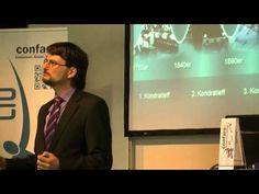 Erik Händeler auf dem Confare CIO SUMMIT 2012 - Was macht Unternehmen im 21. Jhdt. erfolgreich?