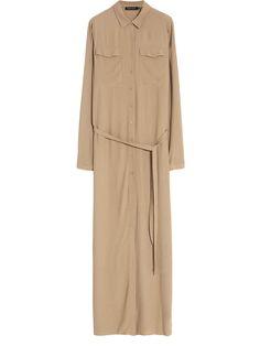 Maxi Jurk Khaki - Costes Fashion