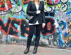 graffiti and fashion ::: allyson in wonderland