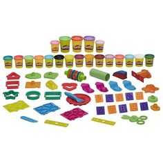 Tesco direct: Play-Doh Create N Canister Set