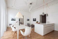 Il rinnovo di un classico appartamento viennese - Coffee Break | The Italian Way of Design