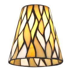 Design Classics Lighting Tiffany Glass Shade - 1-5/8-inch fitter | GL1037 | Destination Lighting