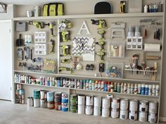13 Creative Pegboard Ideas | Easy Ideas for Organizing and Cleaning Your Home | HGTV