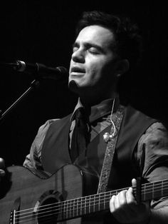 """Ramin Karimloo- Ladies and gentlemen, THIS is what talent looks like. Not 5 teenage boys who happen know how to use auto-tune. Or the """"California Girl"""" who can't even seem to get her marriage right, ALSO knows how to use auto-tune."""