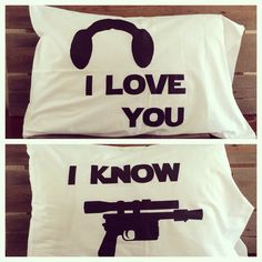 Funny star wars pillows