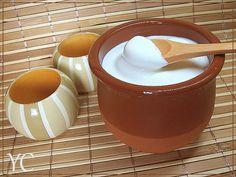Yogures Caseros: Yogures naturales