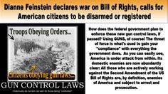 Learn more: http://www.naturalnews.com/038815_gun_control_Dianne_Feinstein_government_force.html#ixzz2Iy24KScf