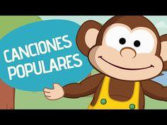 Canciones infantiles populares 2 | Compilado de 30 minutos | Toobys - YouTube