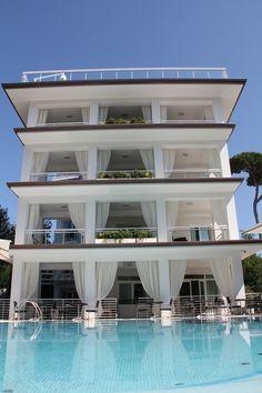 Hotel in Versilia, Marina di Pietrasanta   Hotel Central Park Versilia