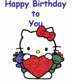 52 best hello kitty birthday images on pinterest happy birthday happy birthday hello kitty m4hsunfo